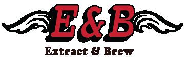 E & B Flavor Retina Logo